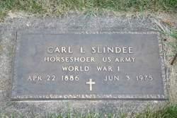 Carl Lauritz Slindee