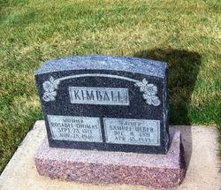 Samuel Heber Kimball