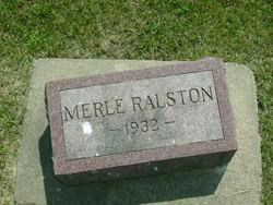 Merle Ralston