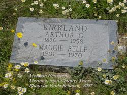 Arthur G Kirkland