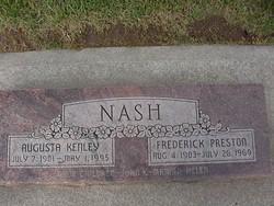 Augusta Kenley Nash