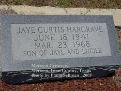Jaye Curtis Hargrave