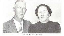 Henry Willis Clark