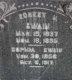 Robert Henry Swain