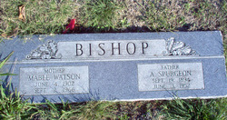PFC Archie Spurgeon Bishop