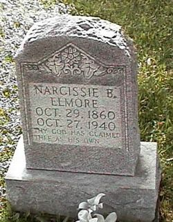 Narcissie <I>Bishop</I> Elmore