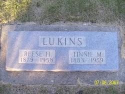 Reese H Lukins