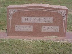 William Manfred Hughes