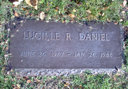 Lucille <I>Roberts</I> Daniel