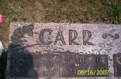 Ruth Selma <I>Huey</I> Carr