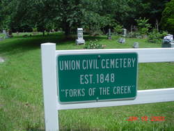 Union Civil Cemetery