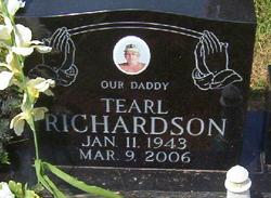 Tearl Richardson