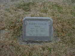Harry Leslie Base
