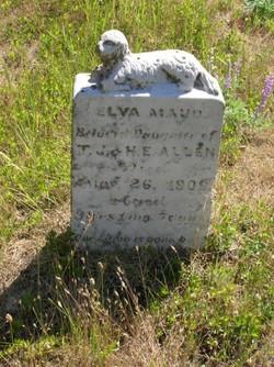 Elva Maud Allen