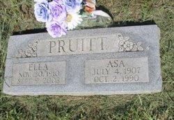 Asa Pruitt