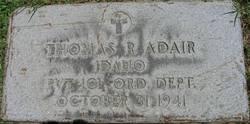 Thomas Raymond Adair