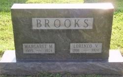 Margaret M. <I>Simpson</I> Brooks