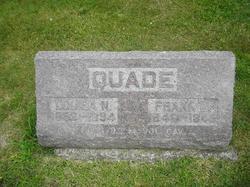 Pvt Frank L Quade