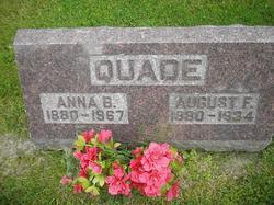"""August F. """"Gus"""" Quade"""