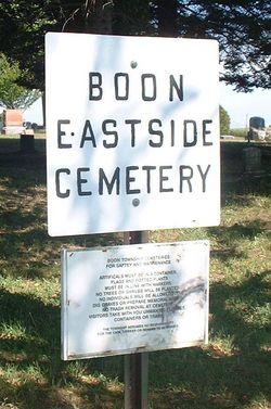 Boon Eastside Cemetery