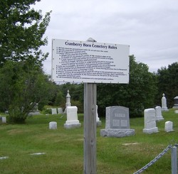 Cranberry Horn Cemetery