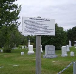Cranberry Horn Cemetery