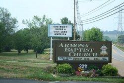 Armona Baptist Church Cemetery