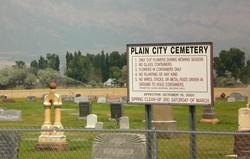 Plain City Cemetery