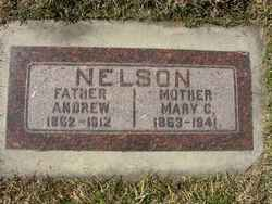 Mary Charlotte <I>Wengreen</I> Nelson