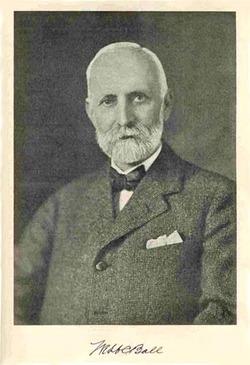 Webster C. Ball