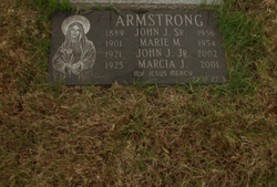 Marcia J <I>Wolfe</I> Armstrong
