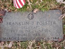 PVT Franklin Joseph Polster