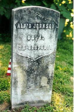 Alfred N. Johnson