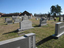 Rich Fork Baptist Church Cemetery