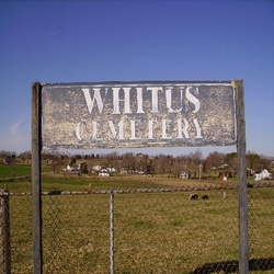 Whitus Cemetery