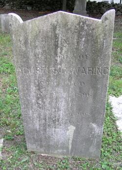 Augustus Green Waring