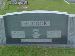 Patsy <I>Robinson</I> Adcock