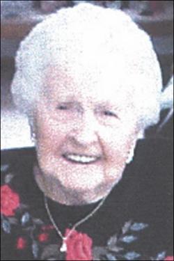 Sara Pauline <I>Scott</I> Burton