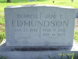 Corp Burwell Edmundson