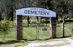 Happy Camp District Cemetery