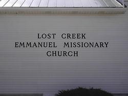 Upper Lost Creek Cemetery