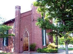 Hendersonville Presbyterian Church Cemetery