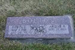 Edwin Lymer Bolton