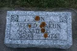 Alfred Martin Sathre