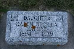 Karen Secilla Sathre