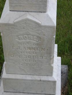 Rose <I>Beglan</I> Lannen