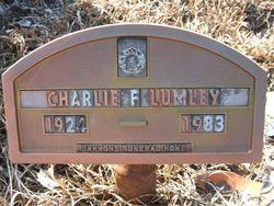 Charlie F. Lumley