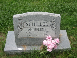 Annielene <I>Glenn</I> Schiller