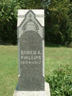 Ruben K Phillips