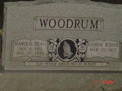 Harold Dean Woodrum